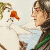 Frosty the Snape-Man